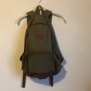 Mossimo green backpack